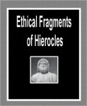 Hierocles Ethical Fragments