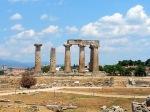 Temple of Apollo at Corinth (foto by Massimo)