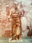 The Philosopher, Delphi Museum, photo by Massimo