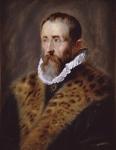 Justus Lipsius, by P.P. Rubens