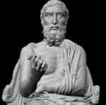 Epicurus, not a Stoic...