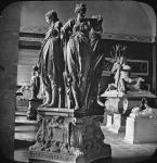 the cardinal virtues, Louvre Museum