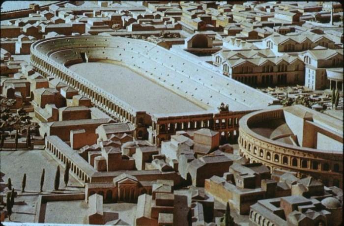 Domitian stadium
