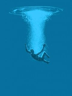 The Drowning Man Metaphor And The All Or Nothing Of Virtue How To