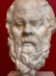 Socrates, National Roman Museum (photo by the Author)