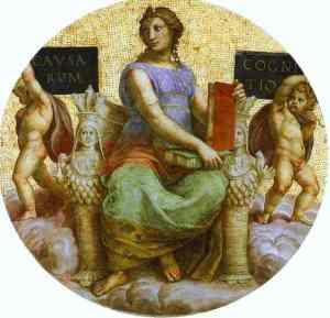 Philosophy, by Raphael